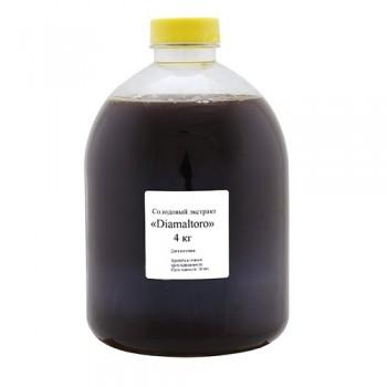 Солодовый экстракт «Diamaltoro», 4 кг
