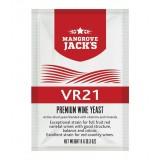 Дрожжи ВИННЫЕ Mangrove Jack's VR21, 8г