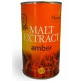 Неохмеленный экстракт Muntons AMBER, 1,5кг