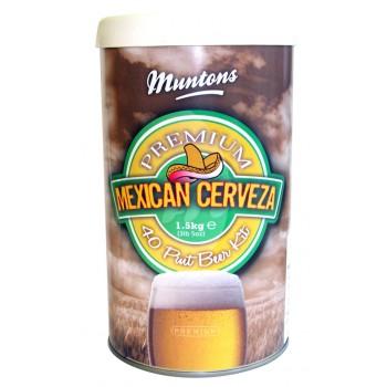 Солодовый экстракт Muntons MEXICAN CERVEZA (Мексиканское), 1.5кг