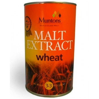 Неохмеленный экстракт Muntons WHEAT, 1,5кг
