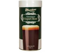 Солодовый экстракт Muntons EXPORT STOUT (Экспортный Стаут)