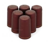Термоколпачок для винной бутылки, красный